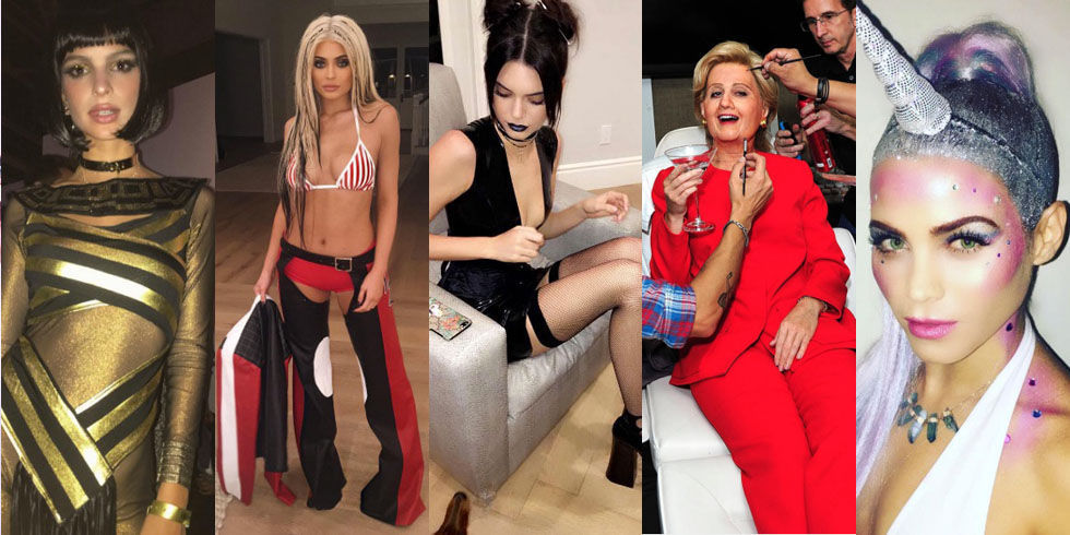 Best Celebrity Halloween Costumes 2016 Celebrity