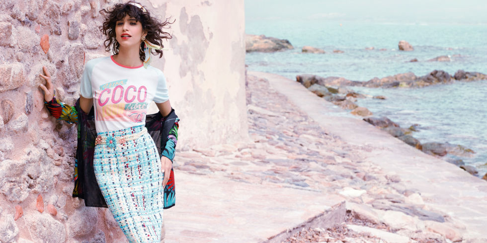 416fd027 The Chanel Cruise Campaign Is A Street Style Star Dream
