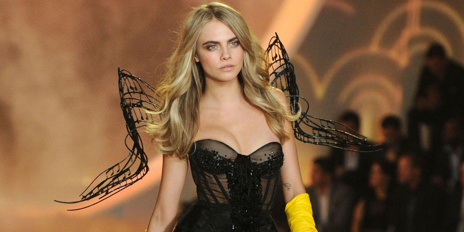 Victoria's Secret Invites Cara Delevingne to Paris Show ...