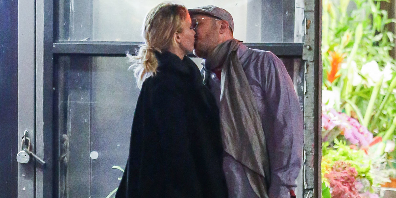 Jennifer Lawrence Spotted Kissing Darren Aronofsky in NYC