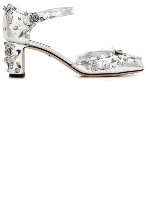 Dolce & Gabbana pumps,$1,295,mytheresa.com.