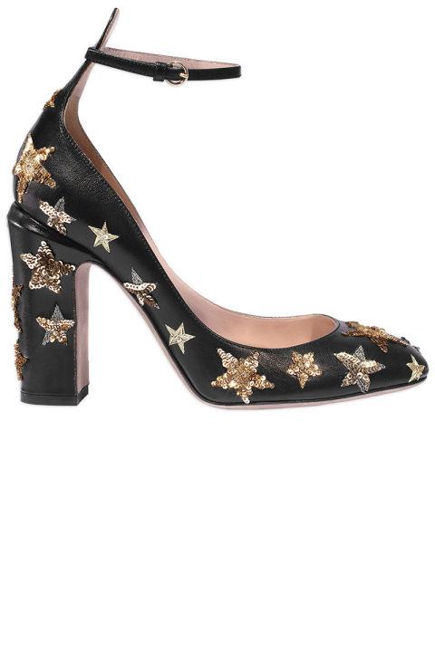 Valentinopumps, $1,395,shopBAZAAR.com.