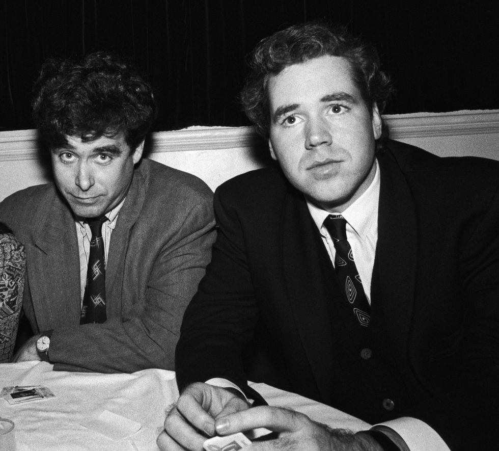 Jay McInerney And Bret Easton Ellis
