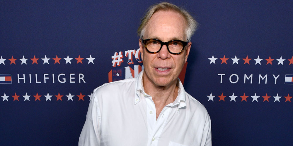 tommy hilfiger thinks designers should be proud to dress melania trump fashion designers. Black Bedroom Furniture Sets. Home Design Ideas