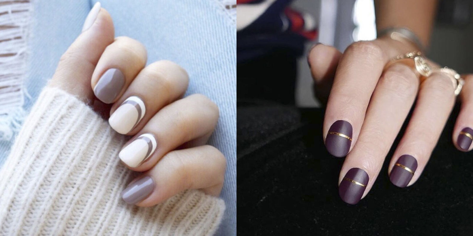 15 Cute Winter Nail Art Ideas - Best Nail Designs for ...