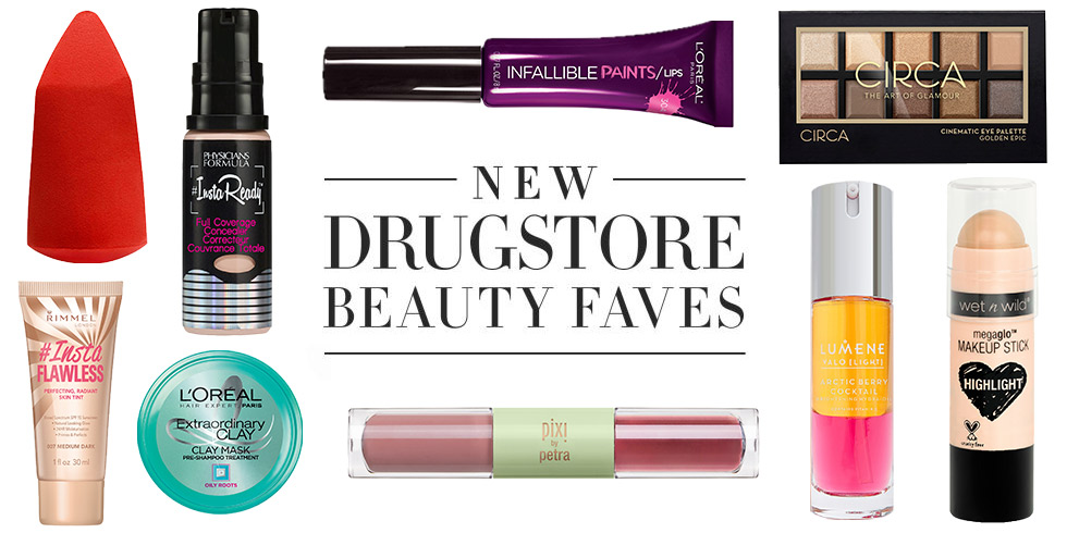 Best Drugstore Makeup 2017 - New Drugstore Beauty Products We Love