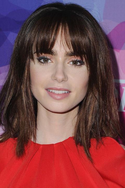 33 Best Medium Hairstyles - Celebrities With Shoulder ...