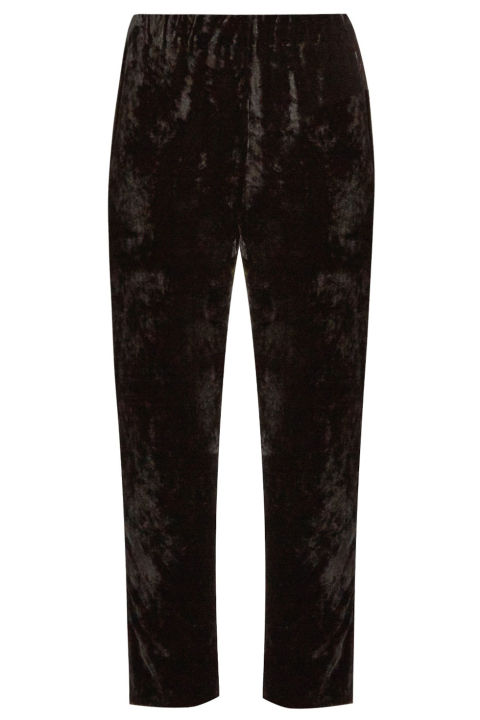 """""""For me 2016 was the year of the jean. In 2017 it is time for an upgrade; trousers, here I come.""""Nili Lotan pants, $375, matchesfashion.com."""