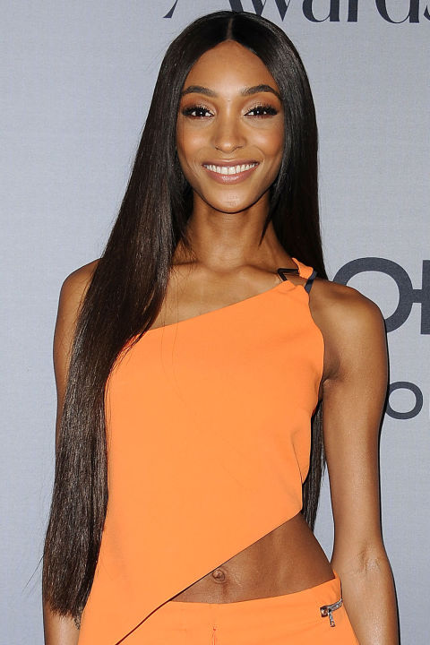 hbz hair trends 2017 jourdan dunn gettyimages 617991238 8 HAIR TRENDS YOULL SEE EVERYWHERE IN 2017