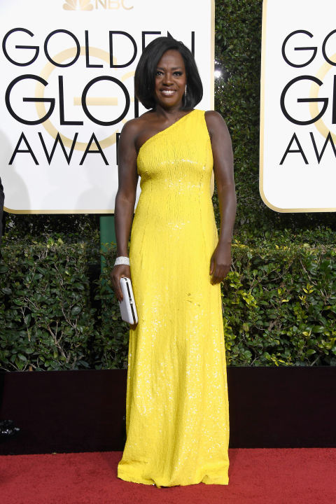 Viola Davis in Michael Kors Collection