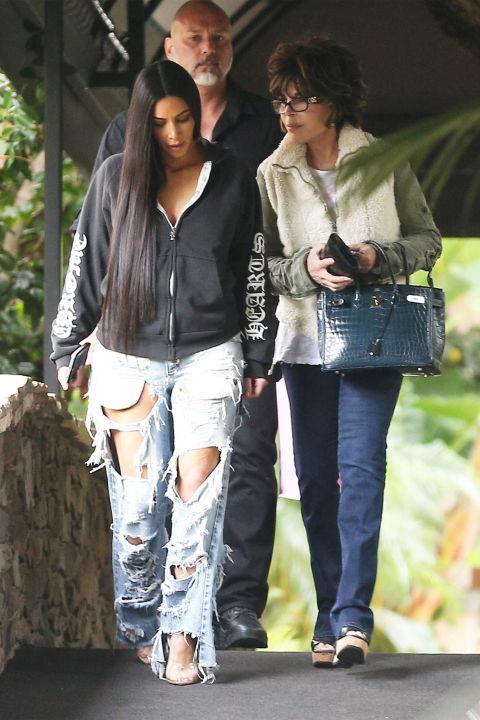 Kim Kardashian Style Transformation Kim Kardashian Outfits
