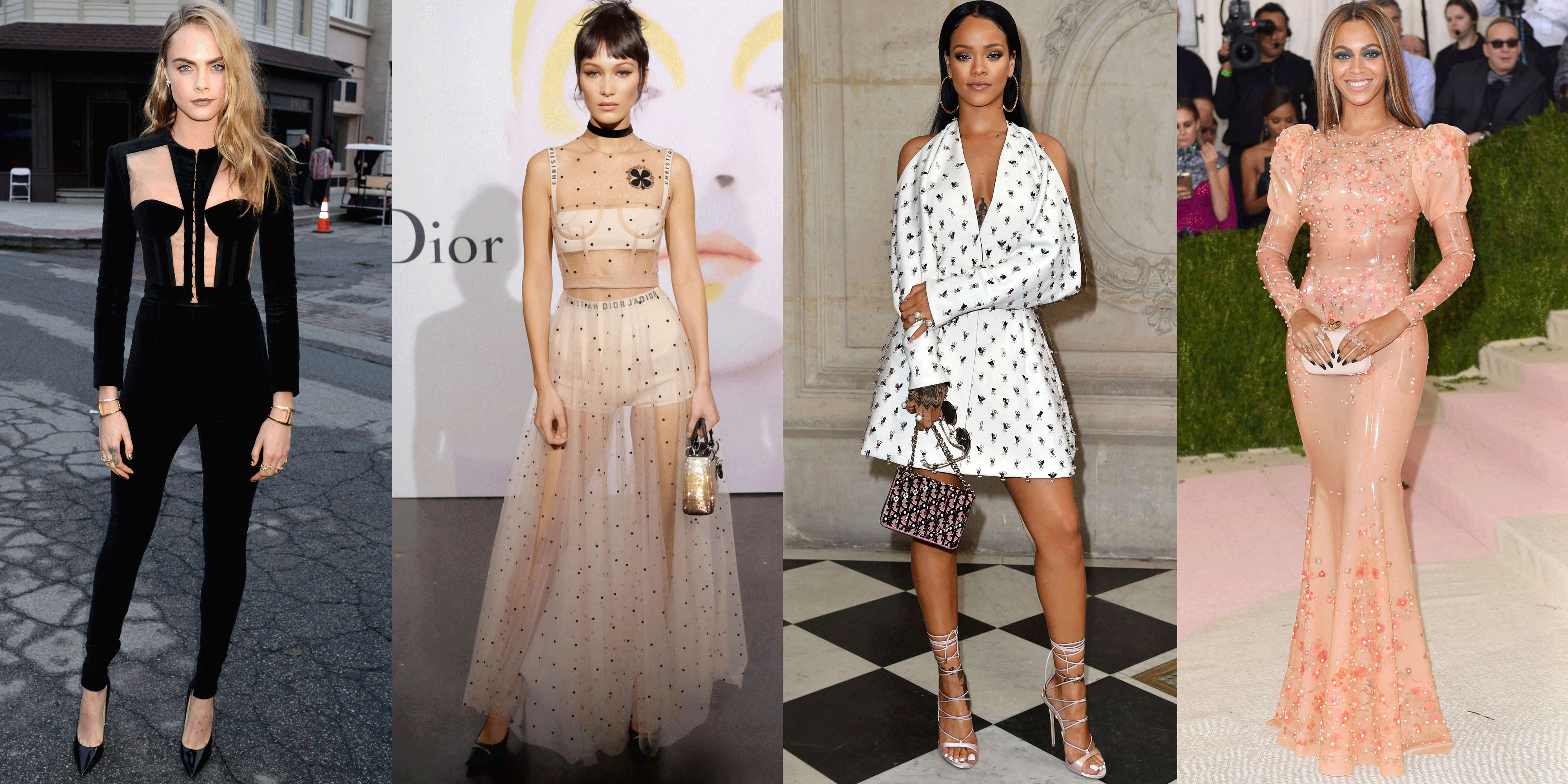 150 Fashion Icons From All Over the World - Most Stylish ...