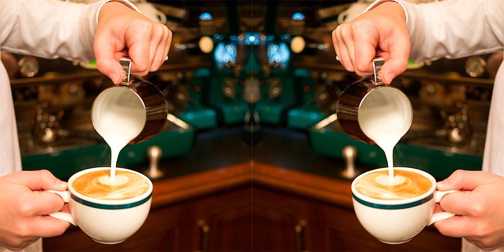 Ralph lauren opens coffee shop in london ralph s coffee for Ralph s coffee london