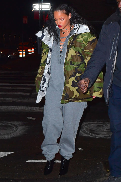 Rihannau0026#39;s Best Street Style - Rihannau0026#39;s Best Looks