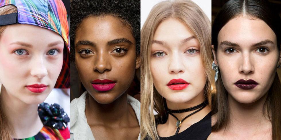 نتيجة بحث الصور عن lipstick colors 2017