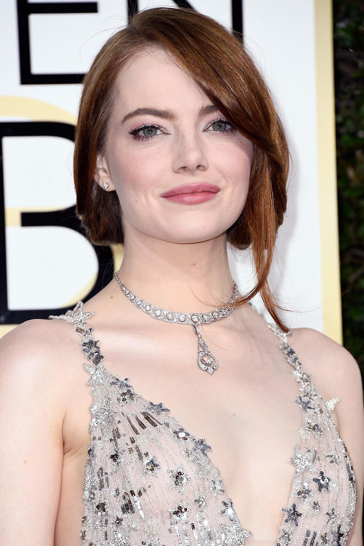 Best Red Carpet Jewelr... Emma Stone Ring