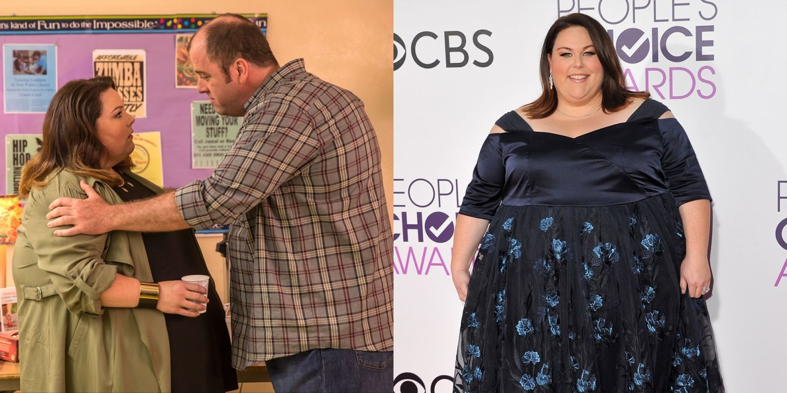 This Is Us Star Chrissy Metz Opens Up About Wearing a Fat Suit pictures