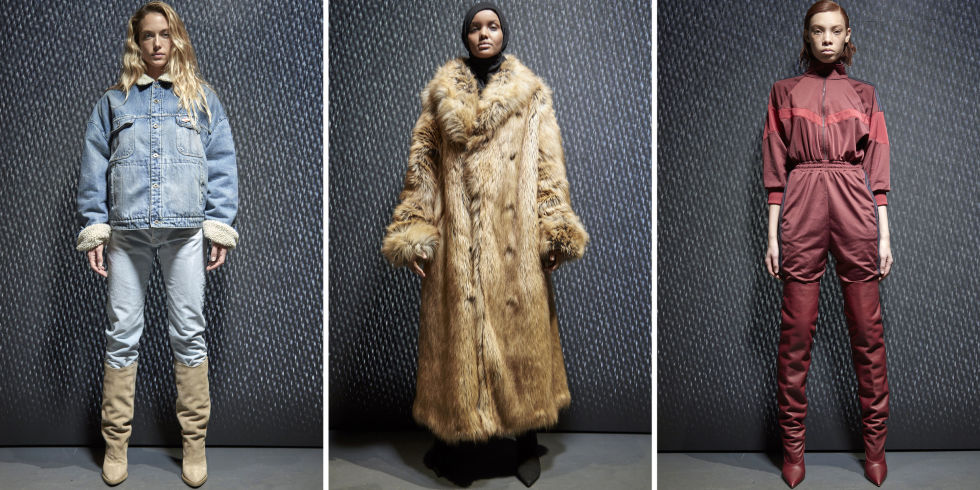 Kanye West yamuritse imideri yise Yeezy Season 5 collection igizwe n'amakoti akoze mu bwoya bw'amatungo
