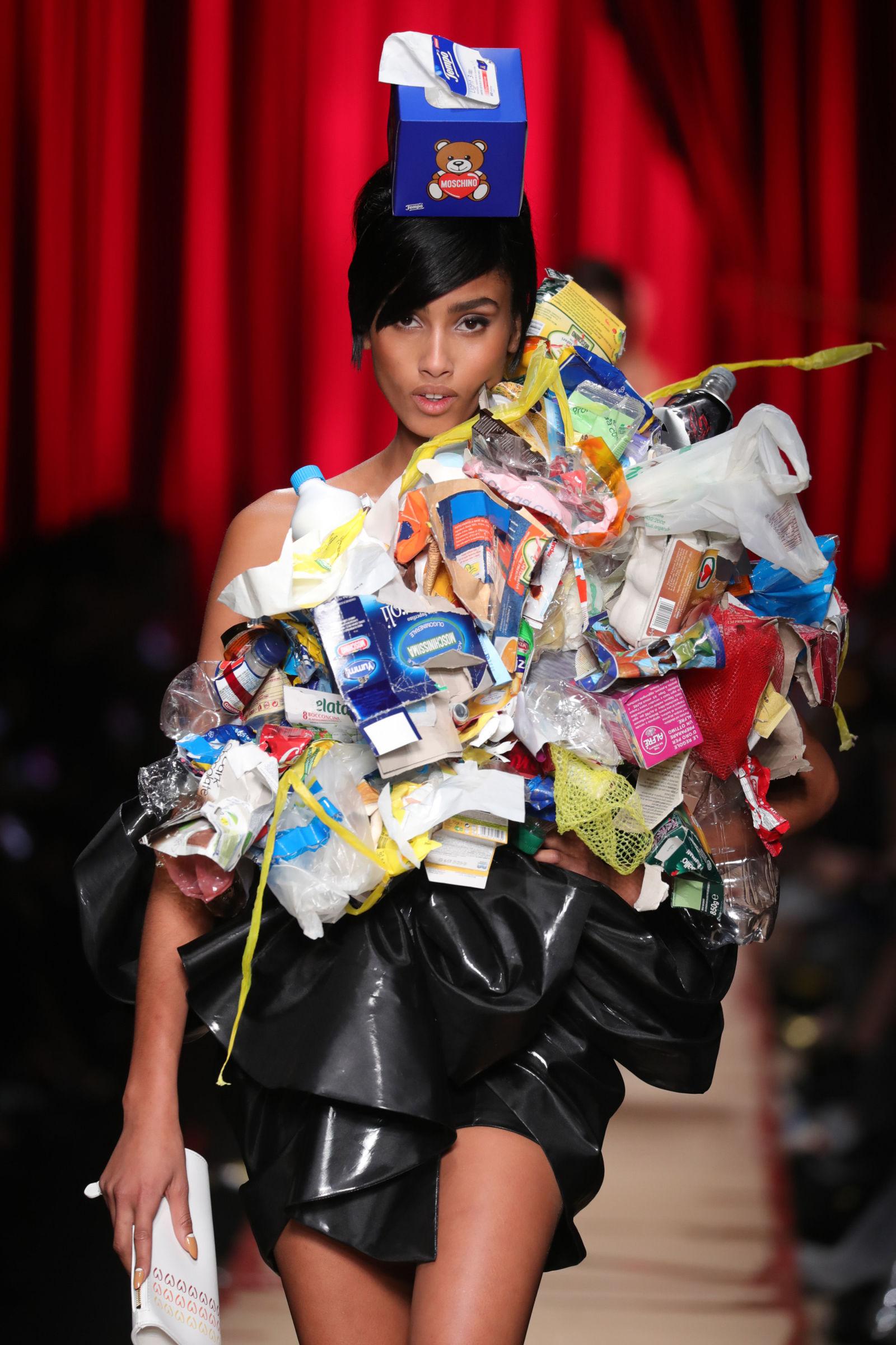 Nosimy śmieci