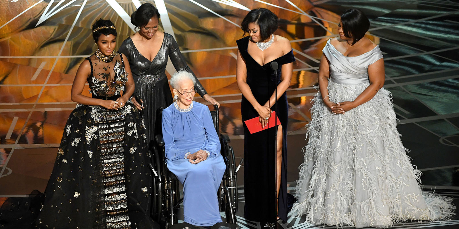 The Cast Of Hidden Figures Just Bring Out Nasa S