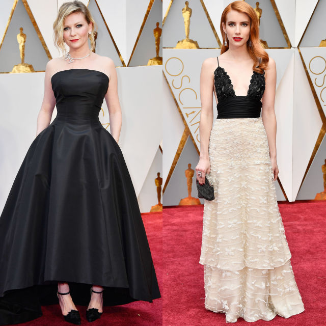 Oscars Red Carpet Dresses 2017 - Best Dressed Celebrities at the ...