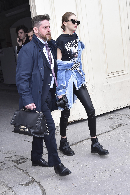 Gigi Hadid's Sexiest Looks