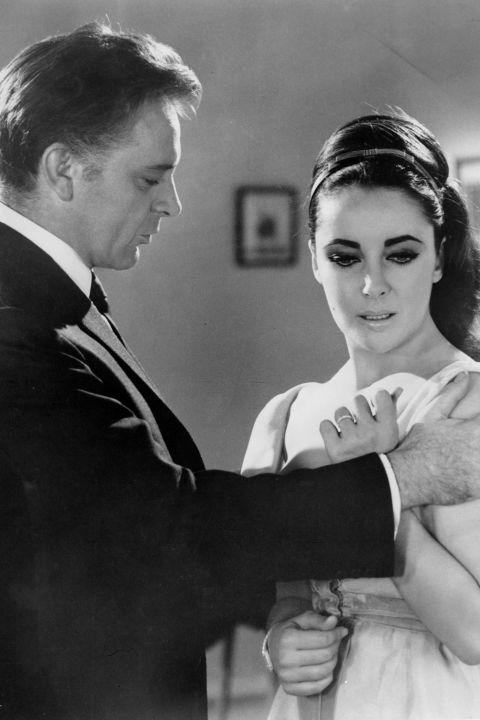 elizabeth taylor and richard burton relationship