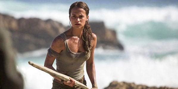Watch Alicia Vikander As Lara Croft in First Tomb Raider
