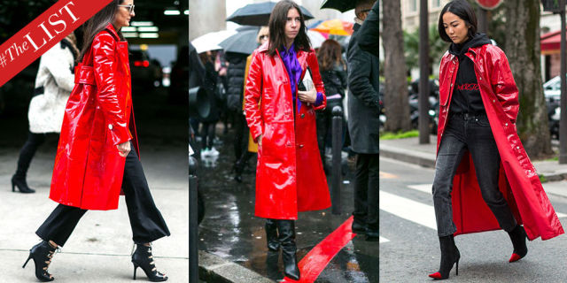 TheLIST: The New Trench Coat forecasting