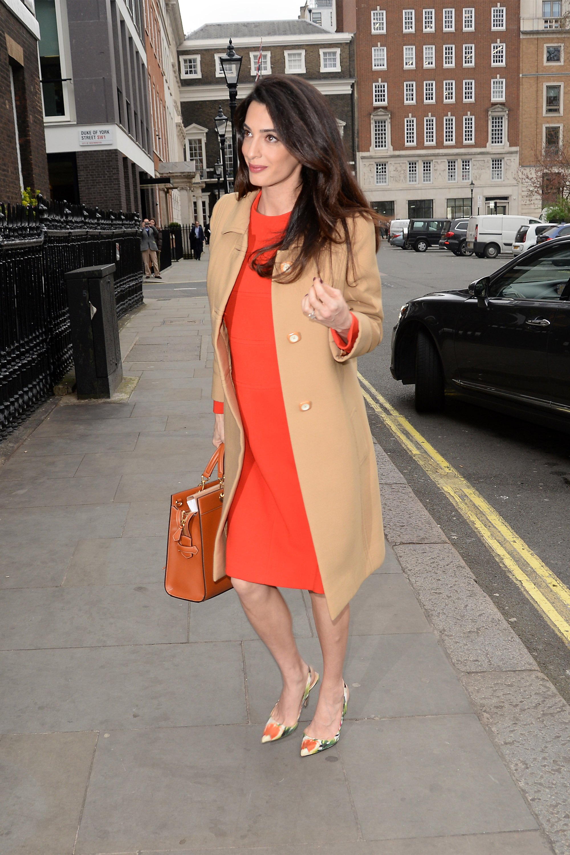 Amal Clooney's Best Looks - Pictures of Amal Clooney's Top ...