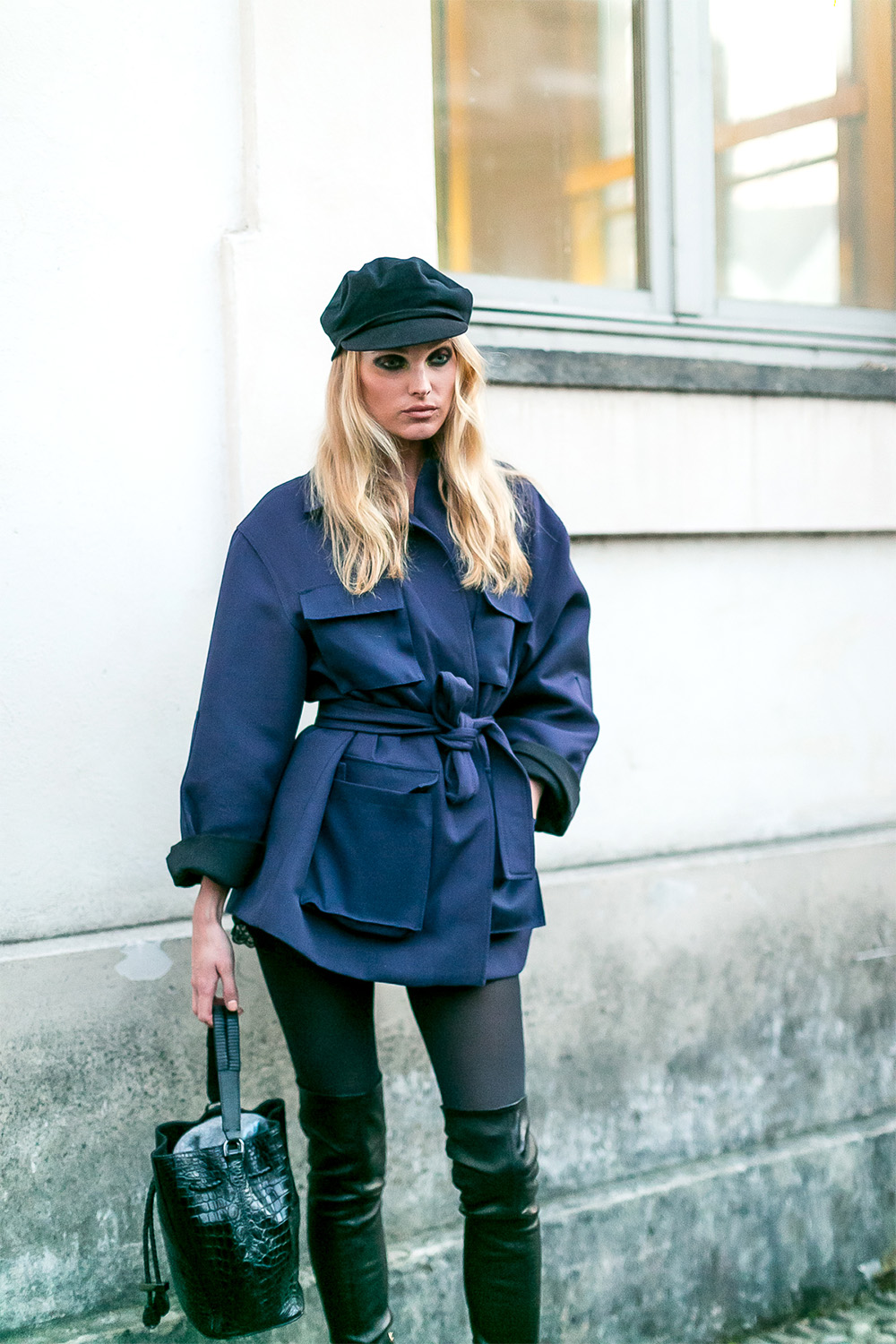 TheList: Elsa Hosk is Your New Go-To Style Inspiration