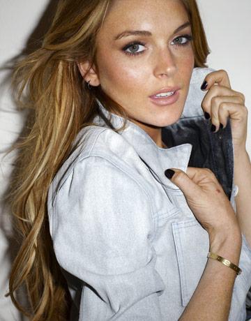 Lindsay Lohan on Dating Samantha Ronson - Lindsay Lohan on Her Wild ...