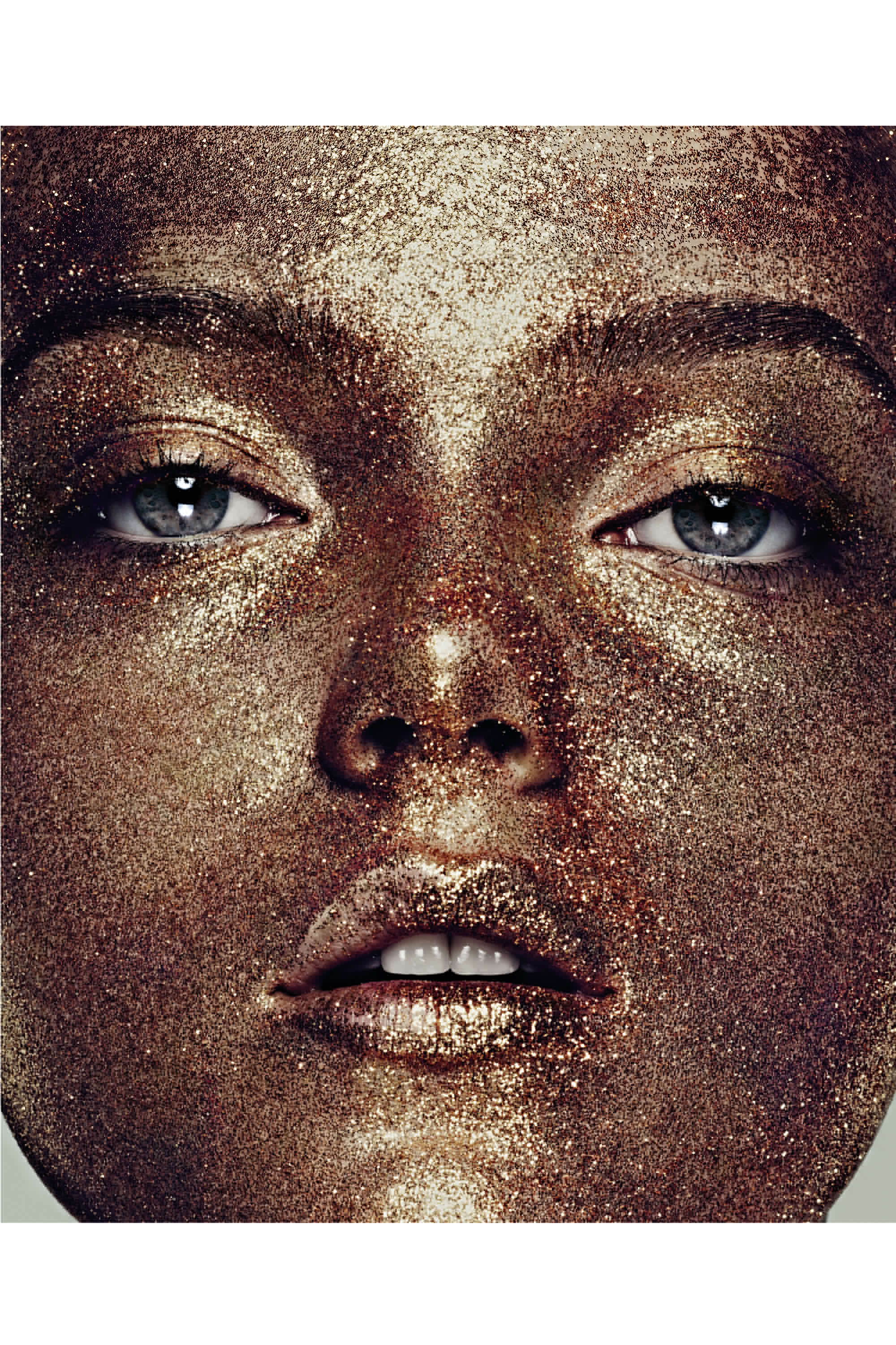 Copper skin care products