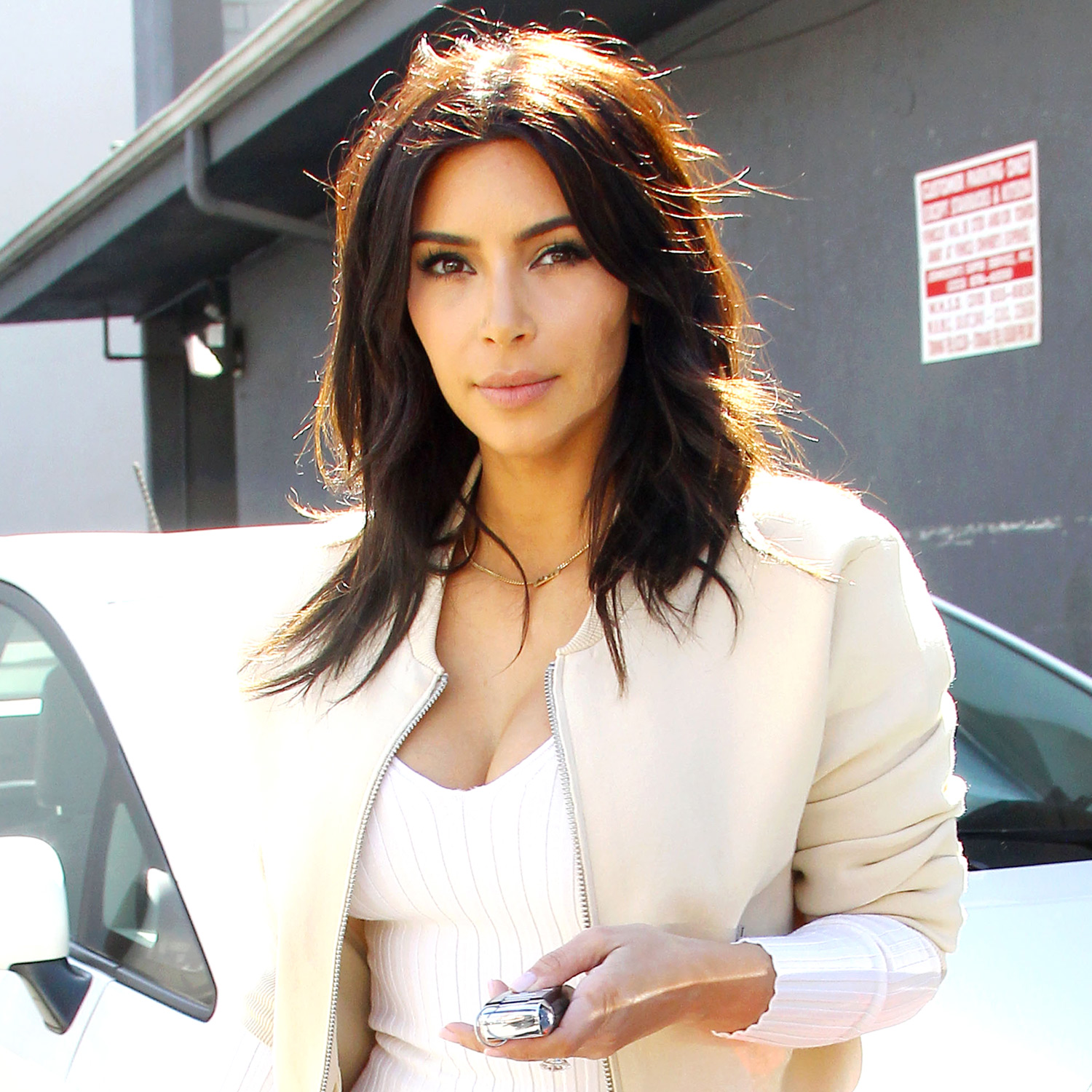 kim kardashian short hairstyles : Kim Kardashians Shorter Hair - Fashion News