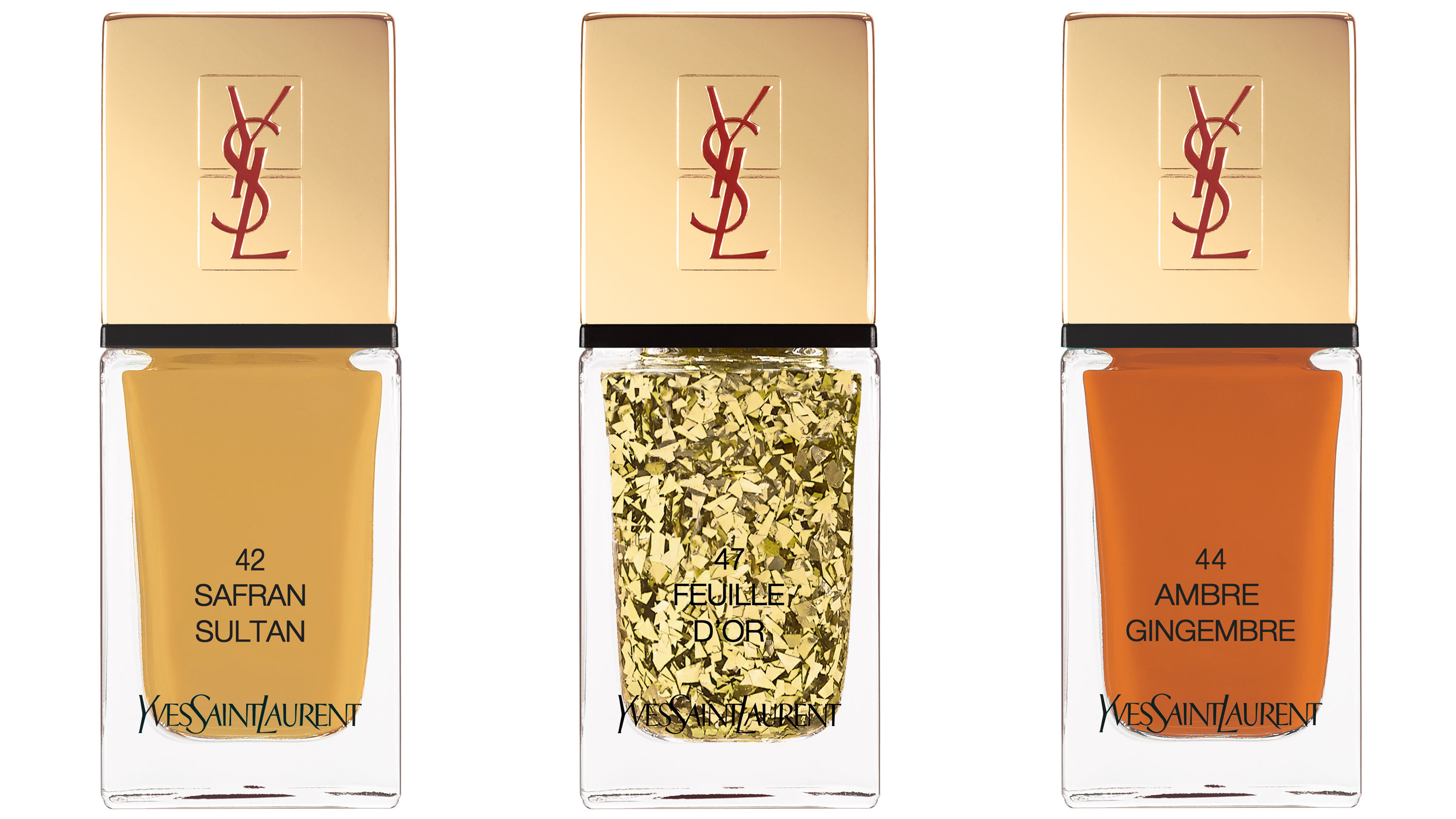 YSL La Laque Couture Spicy Spring 2014 Collection advise