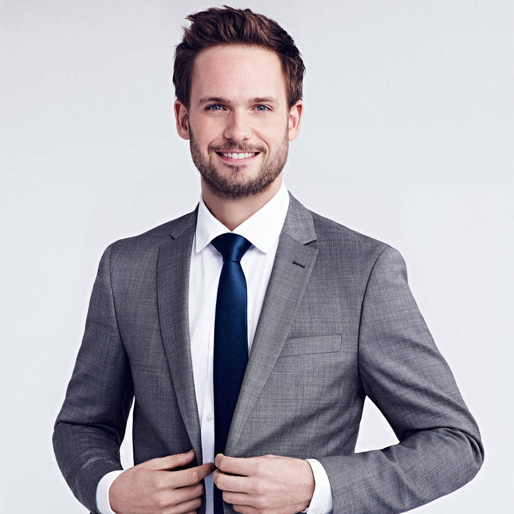 Patrick J. Adams earned a unknown million dollar salary - leaving the net worth at 10 million in 2018