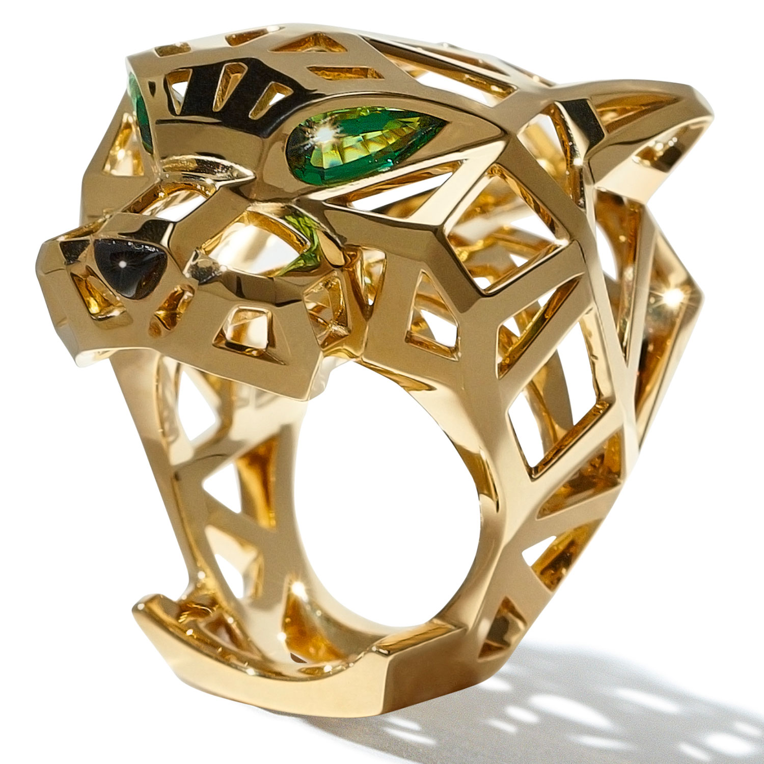 Cartier Panther Ring Cartier 100th Anniversary Panther