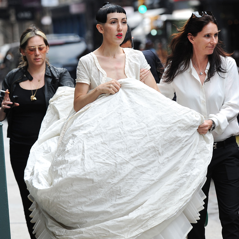 Michelle Harper Rochas Wedding Dress