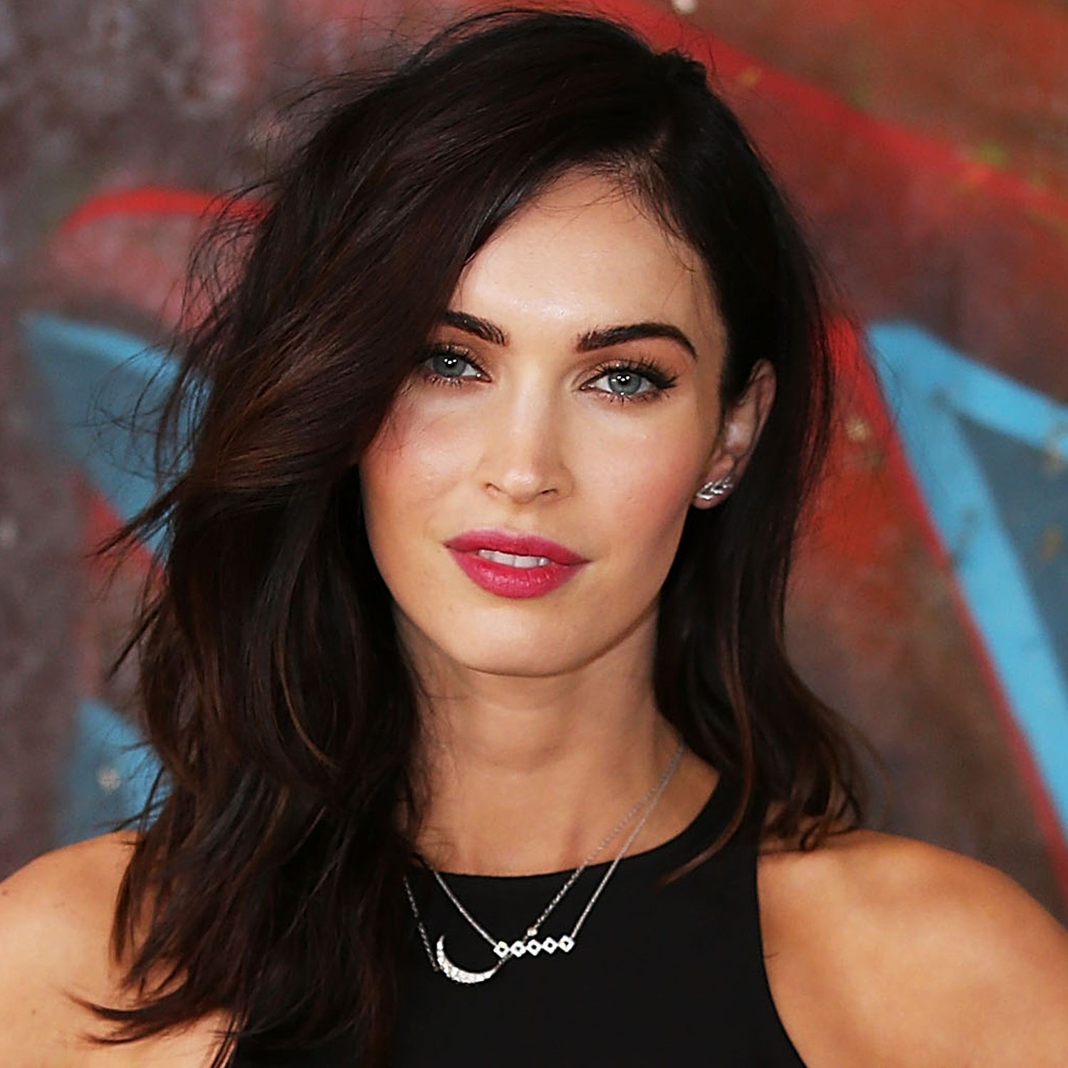 Megan Fox Straight Hairstyle Hairstyles For Women