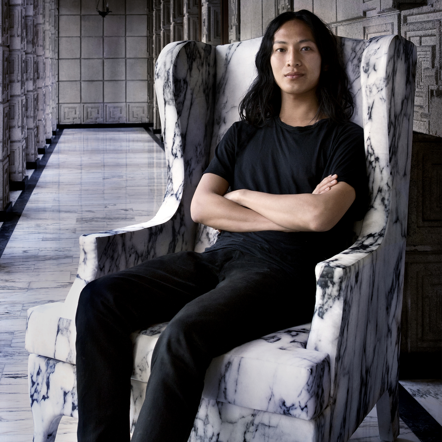 Alexander Wang Interview
