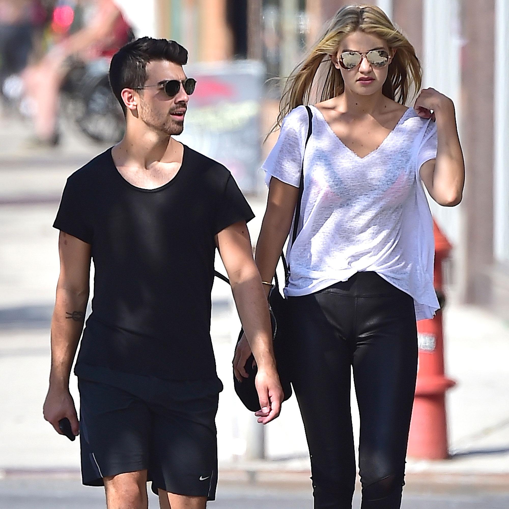 Gigi Hadid Dating Nick Jonas Gigi Hadid Boyfriend