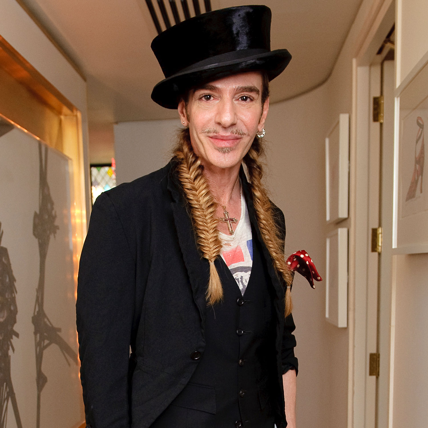 John Galliano Comeback John Galliano Margiela