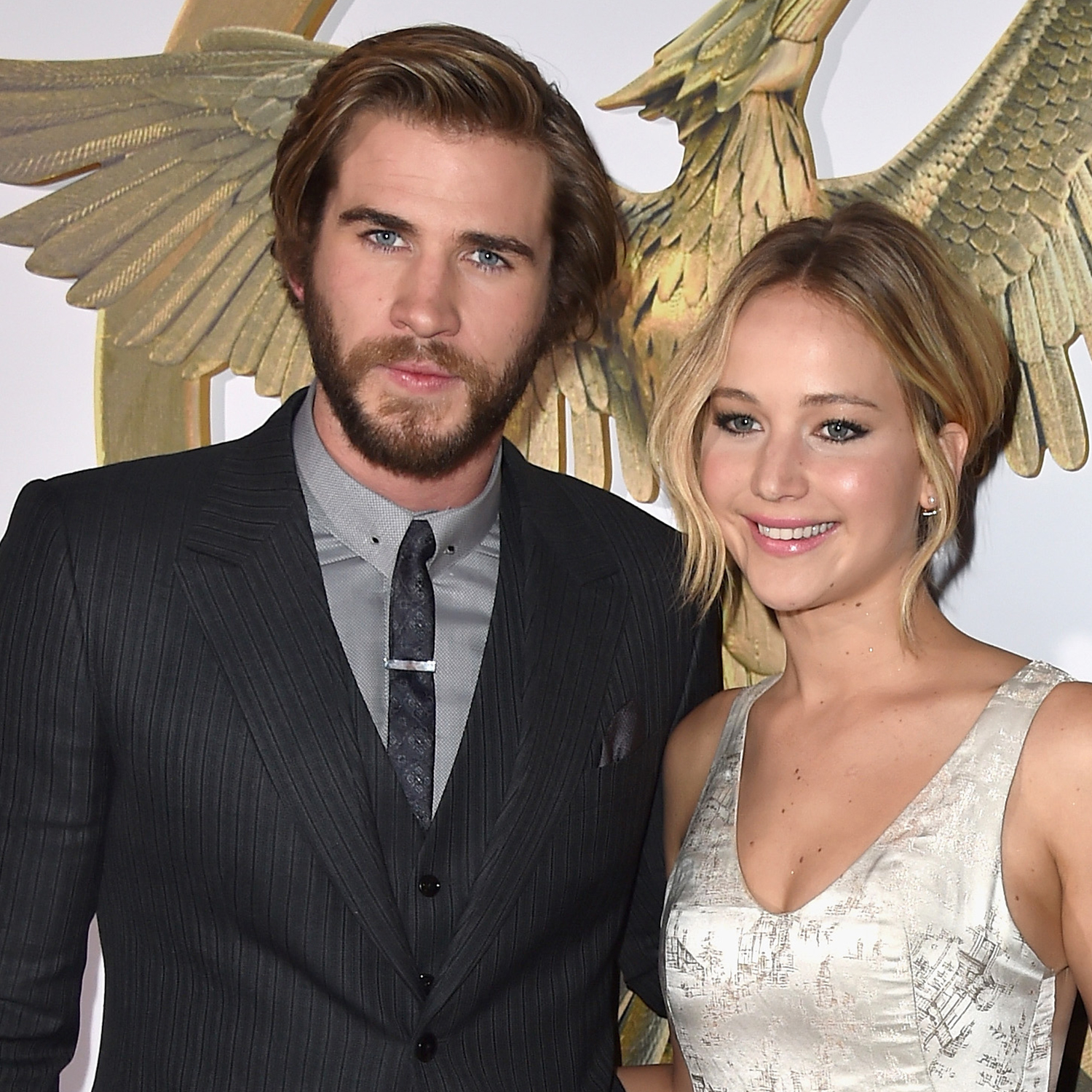 who is jennifer lawrence dating april Now, we don't know if this is all nonsense, but according to reports, jennifer lawrence and chris martin have split up for the second time find out.