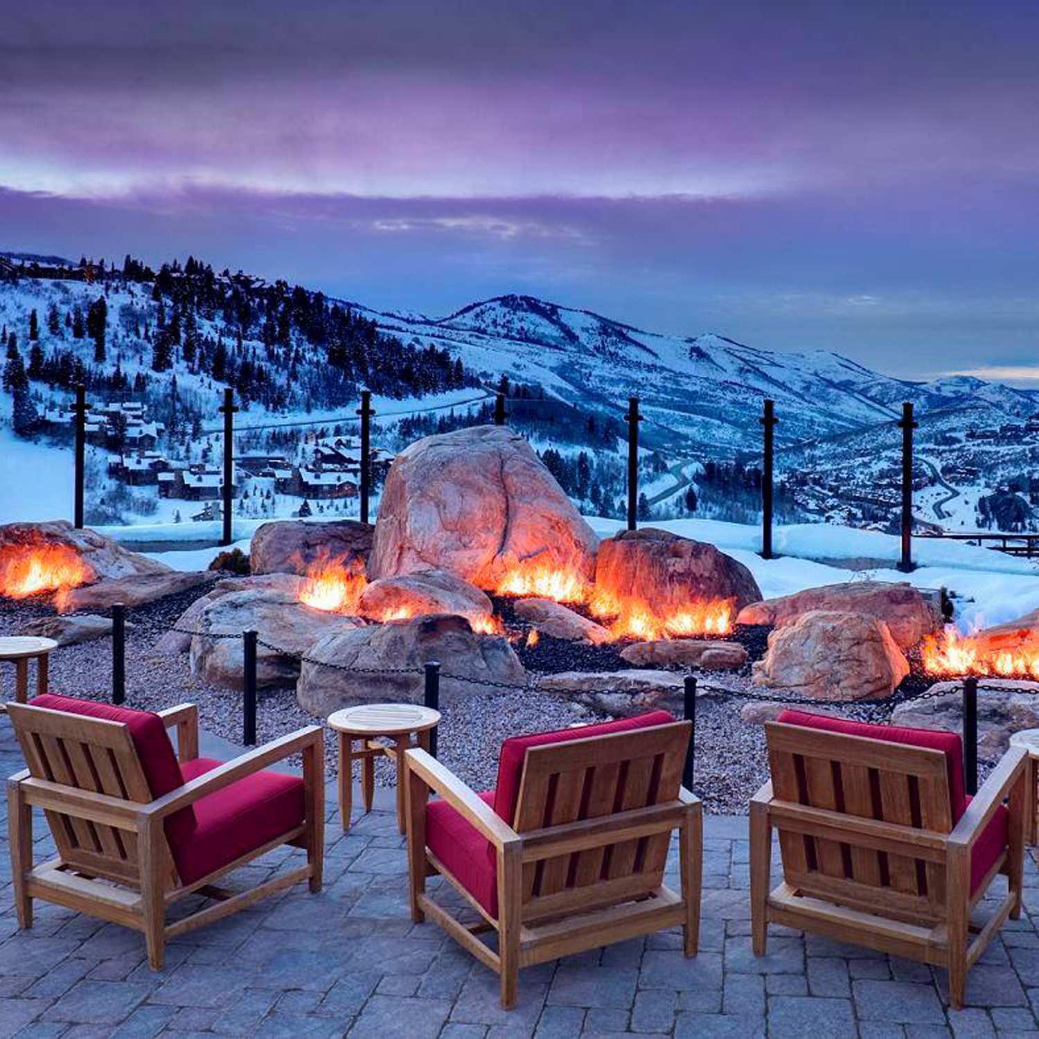 America 39 s best mountain resorts best winter vacations to for Motel luxury