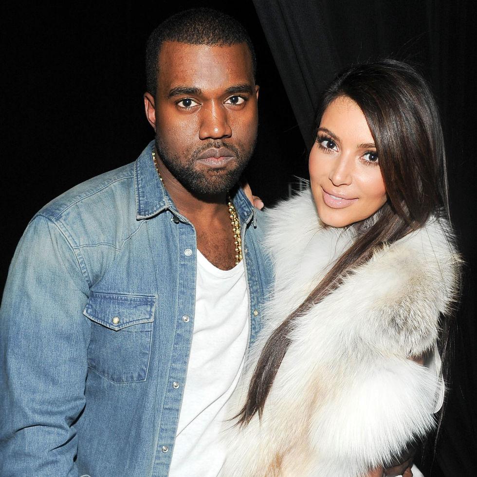Kim Kardashian Wedding Gift: Kim Kardashian And Kanye West's Wedding In Paris