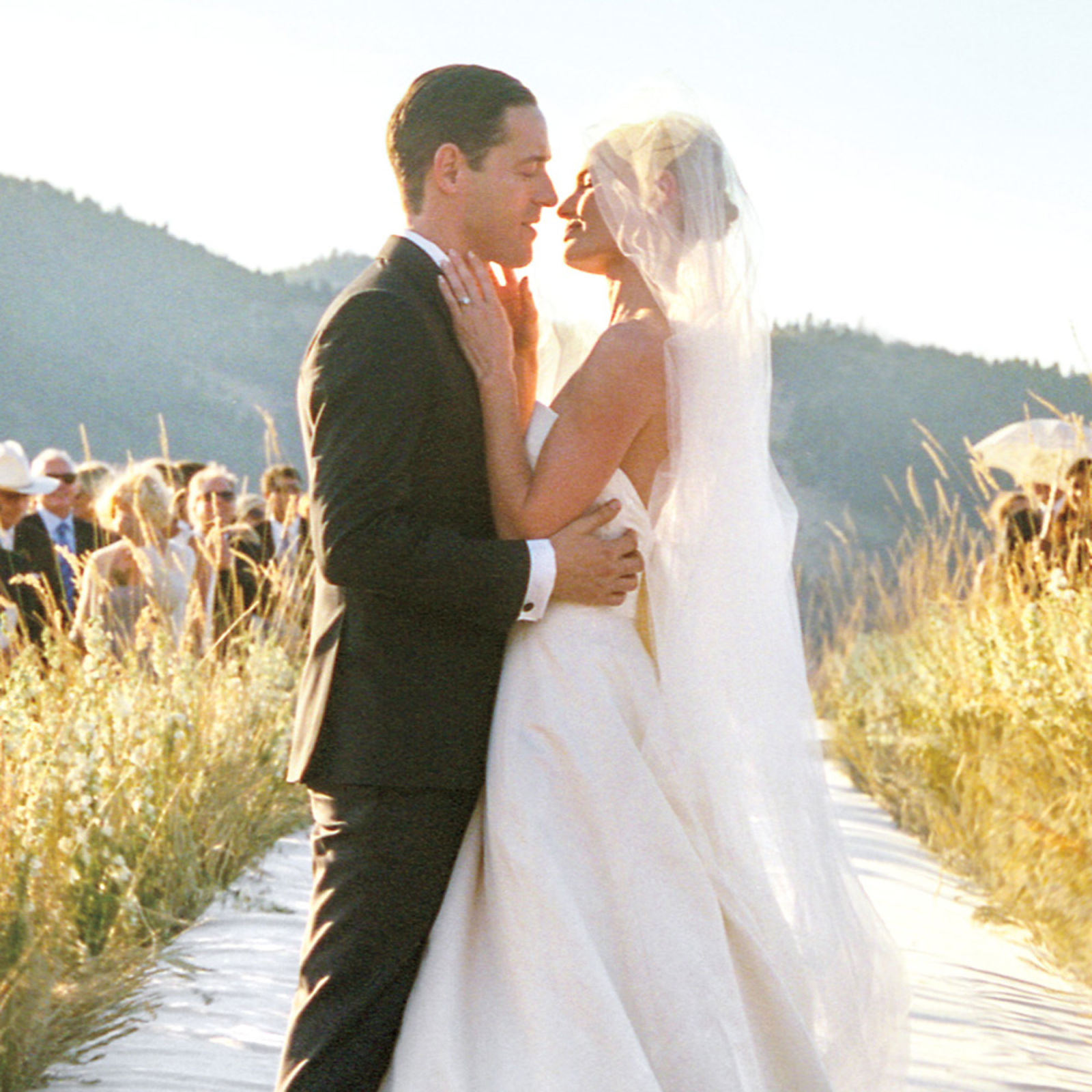 Kate Bosworth Wedding Photos - Kate Bosworth Oscar de la ...