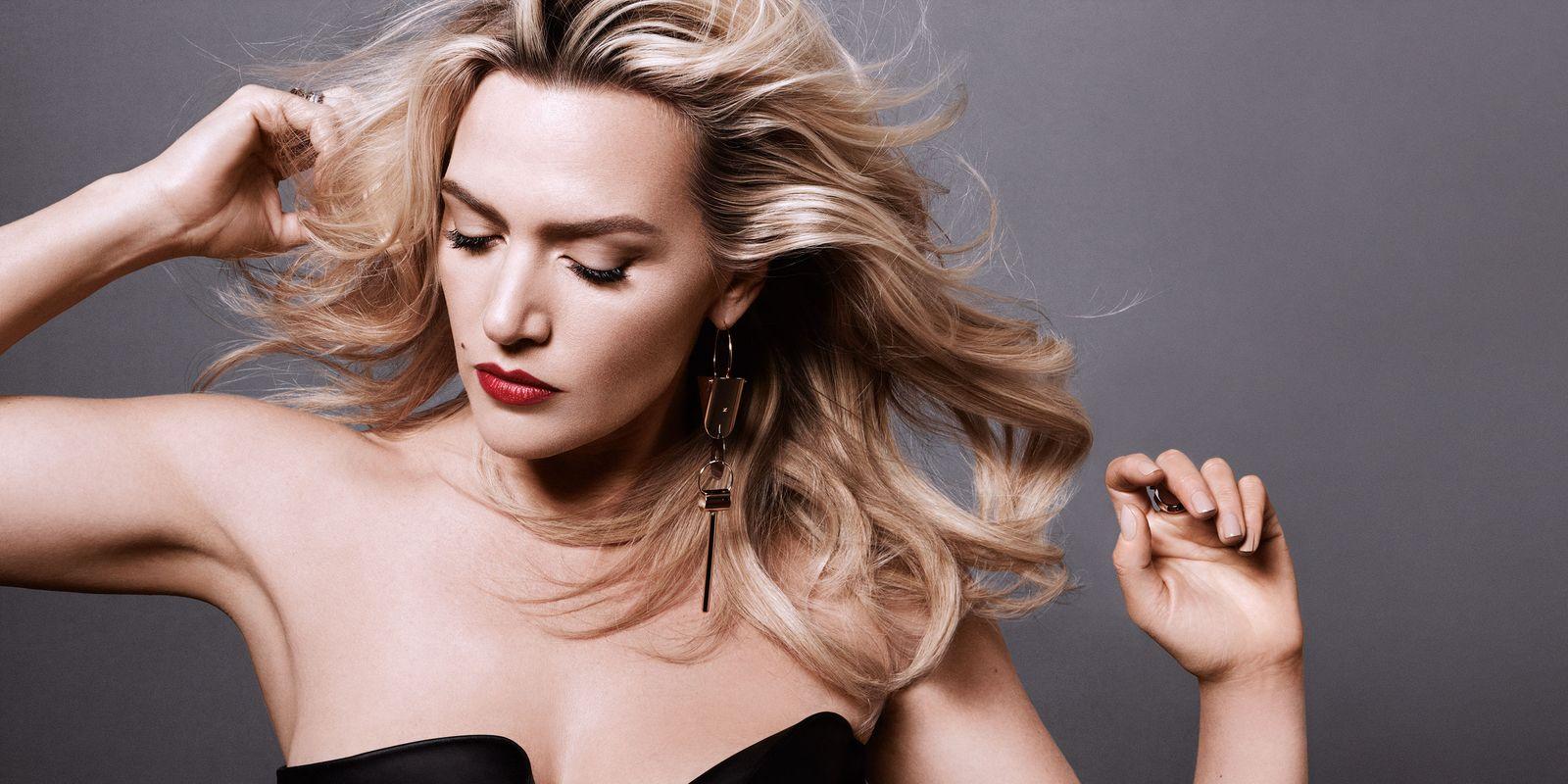 Kate Winslet Talks Abo...