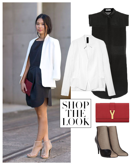 Investing In Street Appeal With Style: Shop The Street Style Look: Luxe Appeal