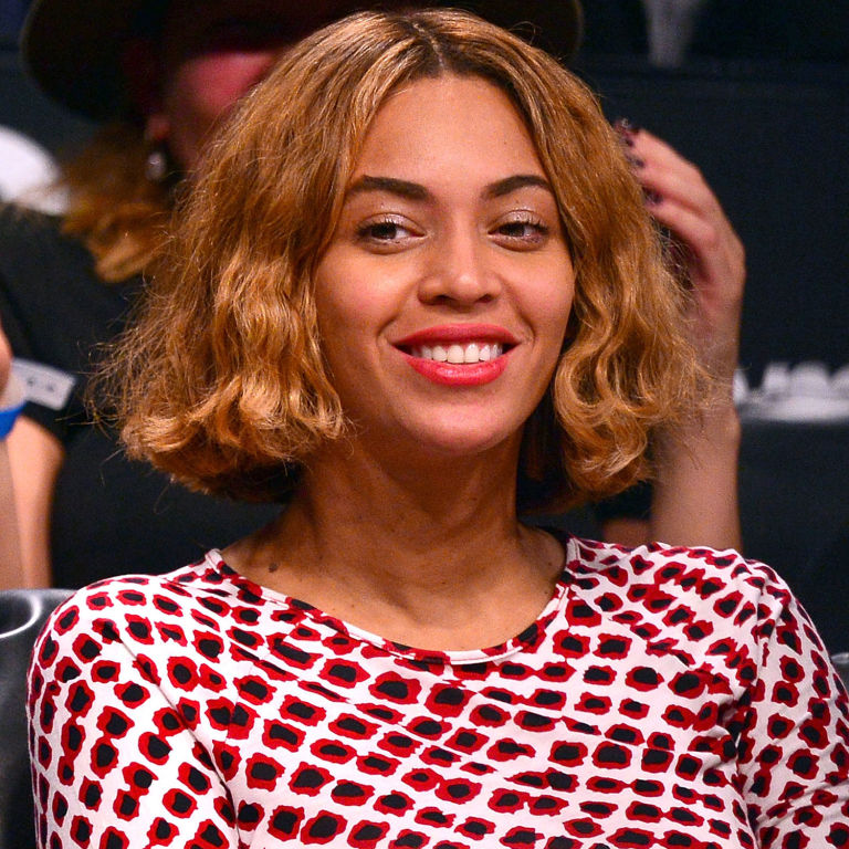 Pleasant Beyonce Ditched Bangs For A New Bob Best Beyonce Hairstyles Short Hairstyles For Black Women Fulllsitofus
