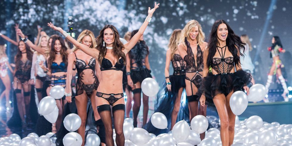Victoria's Secret Fashion Show 2014 Music Playlist Getty Images